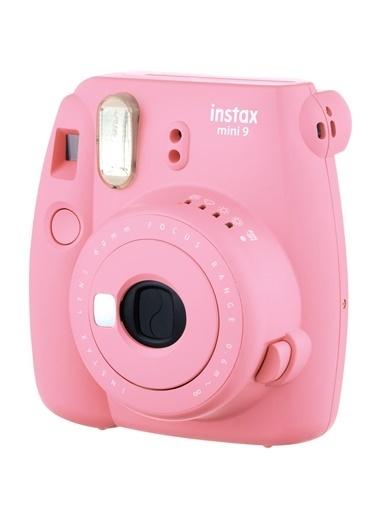 Fujifilm instax mini 9 Açik Pembe Fotograf Makinesi ve Hediye Seti 4 Renkli